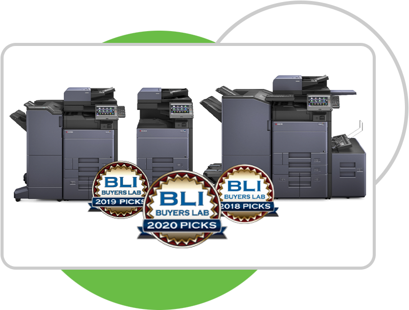 BB+LI Buyers Lab 2018-2020 printers